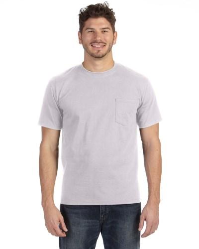 Adult Midweight Pocket T-Shirt