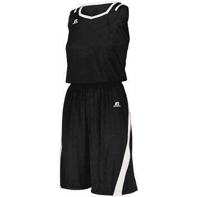 Ladies Athletic Cut Short