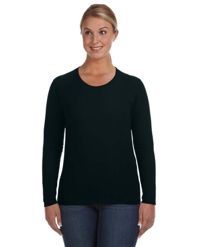 Ladies' Lightweight Long-Sleeve T-Shirt