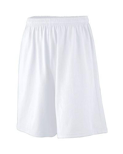 Youth Longer Length Jersey Short