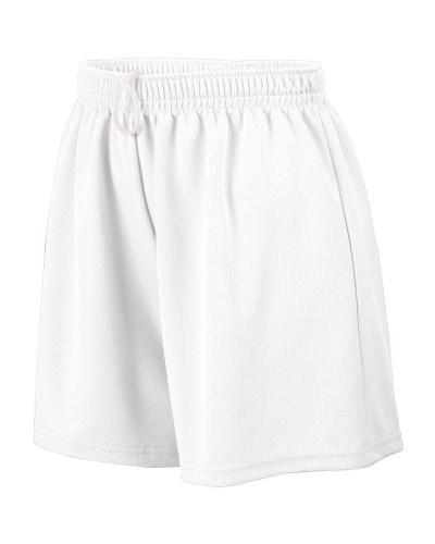 Girl's Wicking Mesh Short