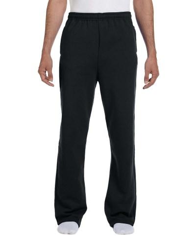 Jerzees 974MP Adult NuBlend Open-Bottom Fleece Sweatpants