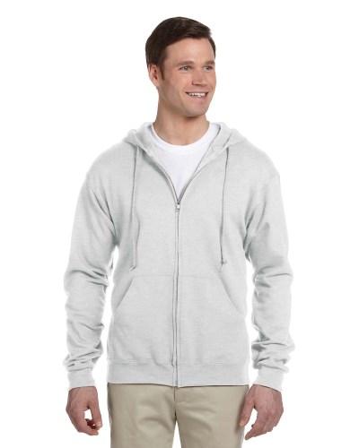 Jerzees 993 Adult NuBlend Fleece Full-Zip Hood