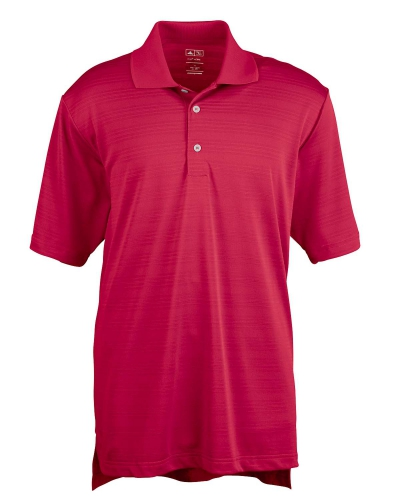 Men's climalite Textured Short-Sleeve Polo