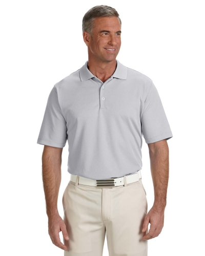 Men's climalite Texture Solid Polo