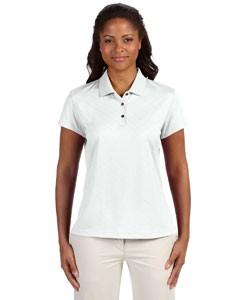 Ladies' ClimaCool Diagonal Textured Polo