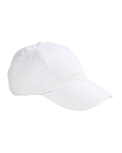 Youth 6-Panel Brushed Twill Unstructured Cap