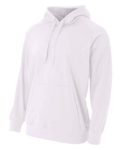 Men's Solid Tech Fleece Hoodie