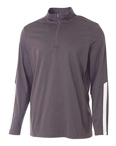 Adult League 1/4 Zip Jacket