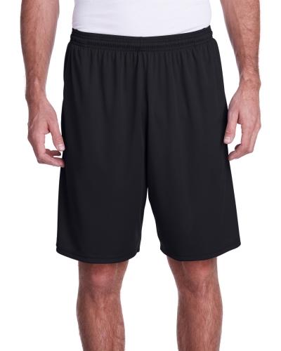 Men's Color Block Pocketed Short