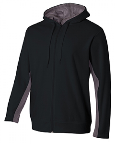 Youth Tech Fleece Full-Zip Hooded Sweatshirt