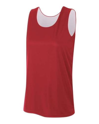 Ladies' Performance Jump Reversible Basketball Jersey