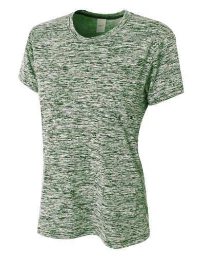 Ladies' Space Dye Tech T-Shirt