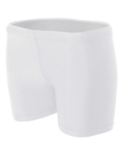 "Ladies' 4"" Inseam Compression Shorts"