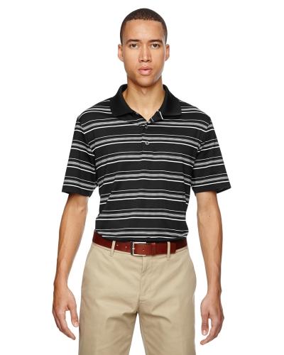 Men's puremotion® Textured Stripe Polo
