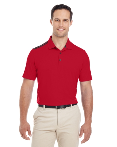 Men's 3-Stripes Shoulder Polo