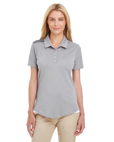 Ladies' 3-Stripes Shoulder Polo