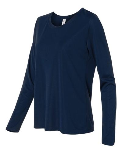 Ladies' Performance Long-Sleeve T-Shirt