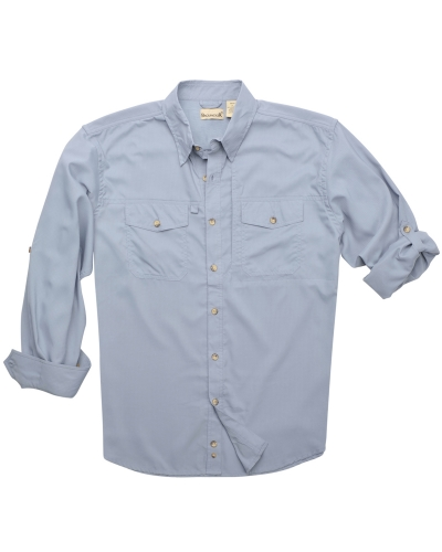Men's Tall Expedition Travel Long-Sleeve Shirt