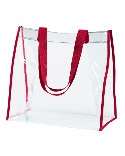 Clear PVC Tote