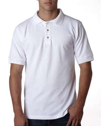 Adult 6.1 oz., Cotton Pique Polo