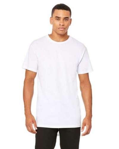 Men's Long Body Urban T-Shirt