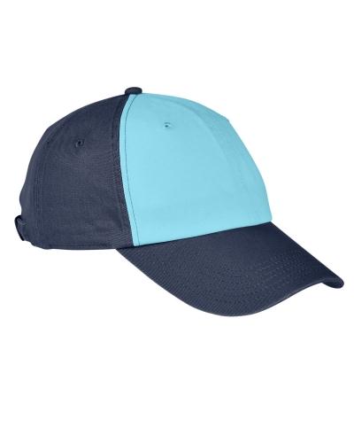 100% Washed Cotton Twill Baseball Cap