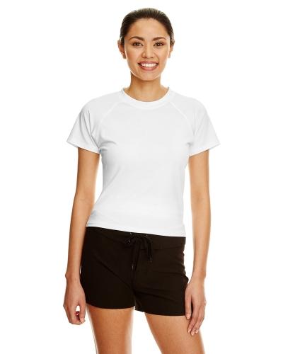 Ladies Rash Guard T-Shirt