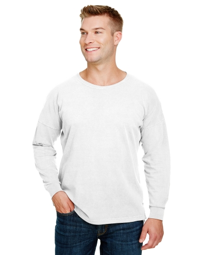Adult Heavyweight RS Oversized Long-Sleeve T-Shirt