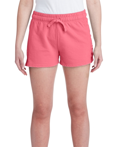 Ladies' French Terry Short