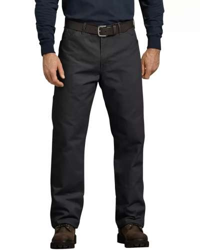 Unisex Relaxed Fit Straight Leg Carpenter Duck Jean Pant