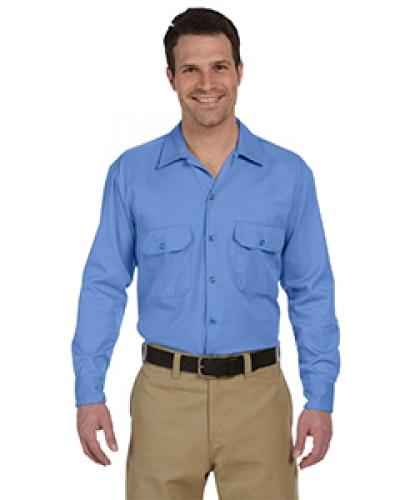 Unisex Tall Long-Sleeve Work Shirt