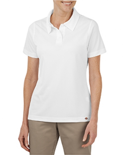 Ladies' Industrial Performance Short-Sleeve Polo
