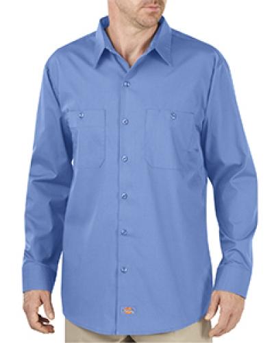 Unisex Industrial WorkTech Long-Sleeve Ventilated Performance Shirt