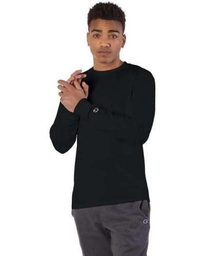 Adult 5.2 oz. Long-Sleeve T-Shirt