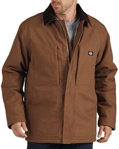 Unisex Sanded Chore Duck Coat