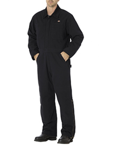 Unisex Sanded Duck Insulated Coverall