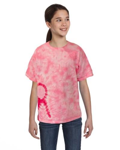 Youth Pink Ribbon T-Shirt