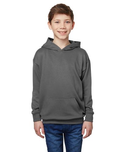 Performance® Youth 7 oz.,  Tech Hooded Sweatshirt
