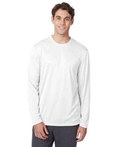 Adult Cool DRI® with FreshIQ Long-Sleeve Performance T-Shirt