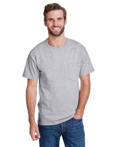 Adult Workwear Pocket T-Shirt