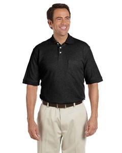Performance Plus Pique Polo with Pocket