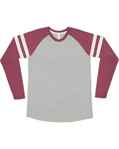 Men's Gameday Mash-Up Long-Sleeve Fine Jersey T-Shirt