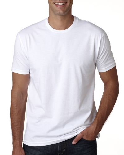 Next Level 3600A Men's Made in USA Cotton Crew