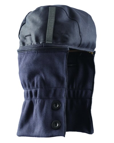 Men's Premium Flame Resistant Shoulder-Length Two-Way-Navy HRC 2 Liner