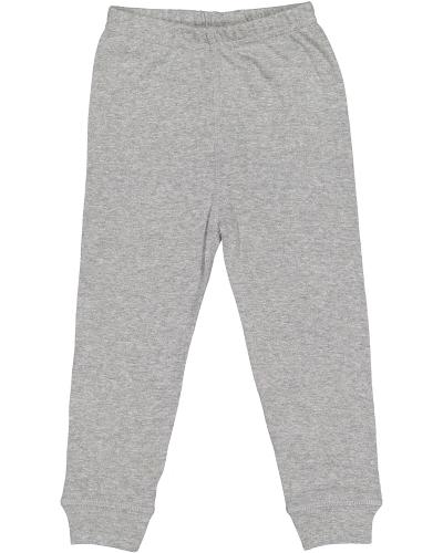 Toddler Baby Rib Long Sleeve Pajama Top