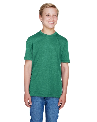 Youth Sonic Heather Performance T-Shirt