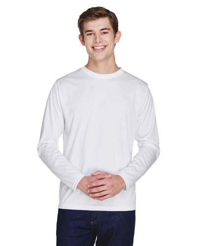Team 365 TT11L Men's Zone Performance Long-Sleeve T-Shirt