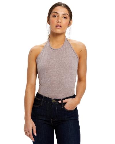 Ladies' 4.9 oz. Halter Bodysuit