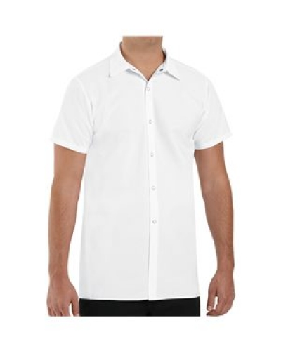 100% Spun Polyester Cook Shirt